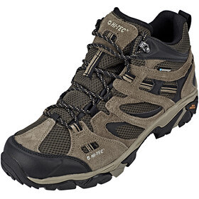 Hi-Tec Ravus Vent Mid WP Shoes Men grey/olive